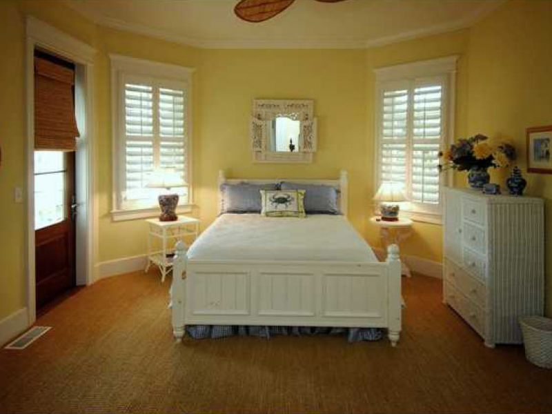 A Guest Room With Private Balcony